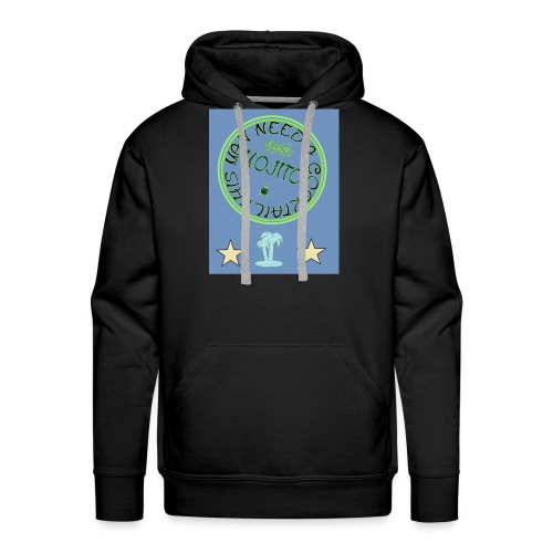 Summer t-shirt - Men's Premium Hoodie