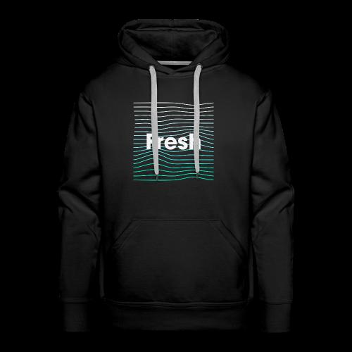 Fresh - Sweat-shirt à capuche Premium pour hommes