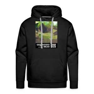 Camouflage Woodland II - Muskoka Collection 1708 - Männer Premium Hoodie