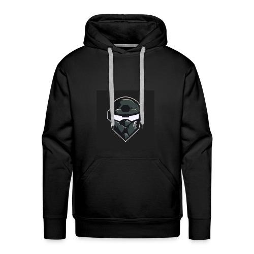 LogoMain2 - Herre Premium hættetrøje