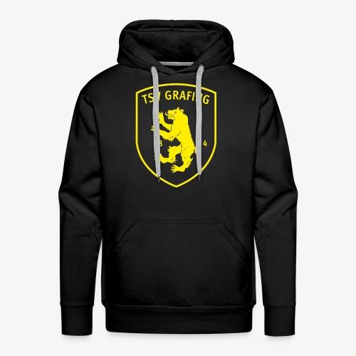 TSV Grafing gelb - Männer Premium Hoodie