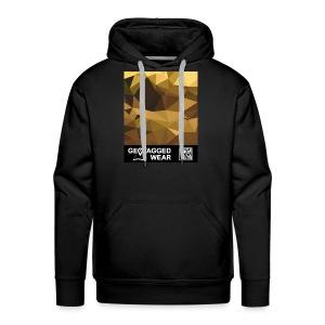 Camouflage Amber – Muskoka Collection 1708 - Männer Premium Hoodie