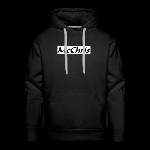 MCCHRIS - Männer Premium Hoodie