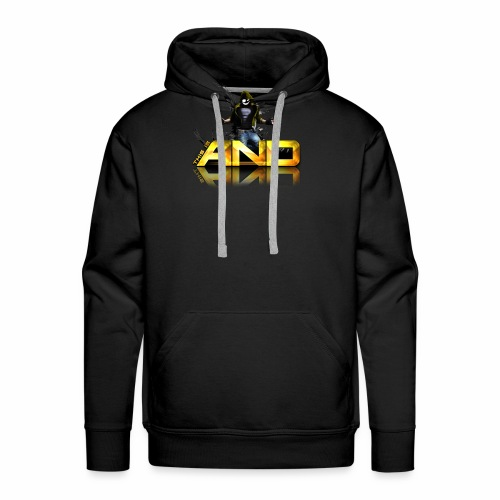 This Is AND - Design - Männer Premium Hoodie