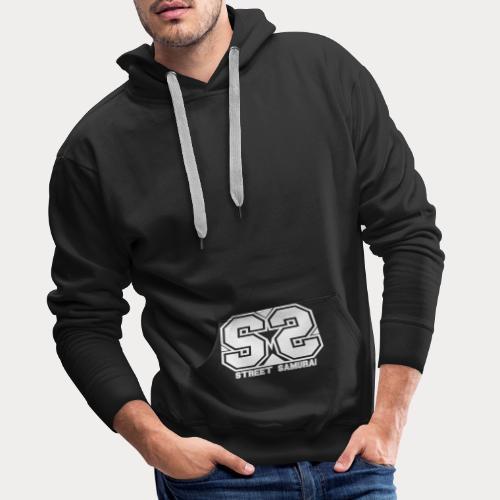 SS Streetsamurai STAR - Männer Premium Hoodie