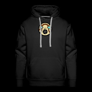 Borderlands Psycho Face Cute - Men's Premium Hoodie