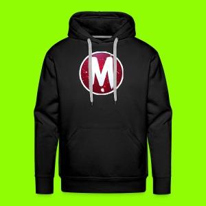 MADLOGO - Herre Premium hættetrøje