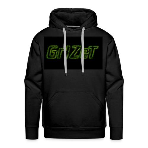 Grizet Merch - Männer Premium Hoodie