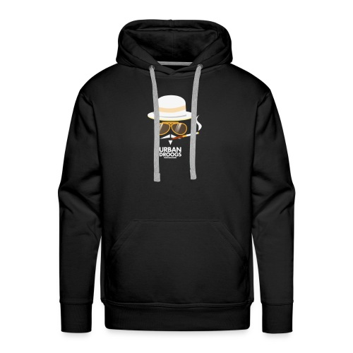 URBAN Droogs - Fear and Loathing - Männer Premium Hoodie