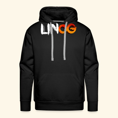 LinOG Logo - Premiumluvtröja herr
