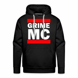 GRIME MC - Men's Premium Hoodie