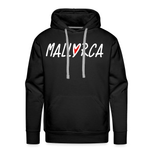 Mallorca Love Herz - Dream of Mallorca - Männer Premium Hoodie