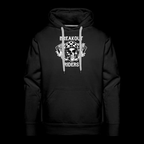 Breakout Riders Race - Sweat-shirt à capuche Premium pour hommes