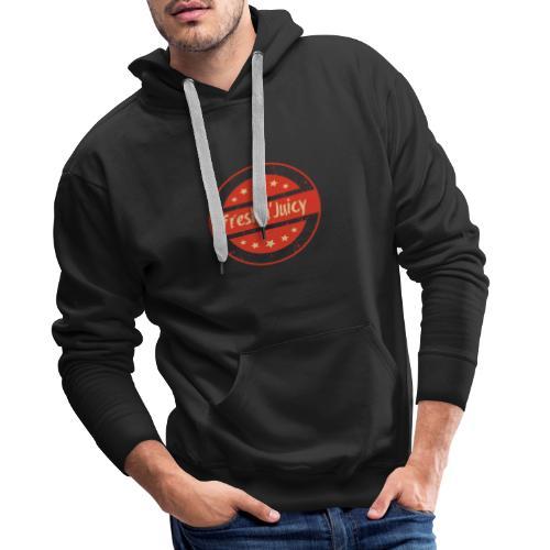 Fresh And Juicy - frisch und saftig. - Männer Premium Hoodie