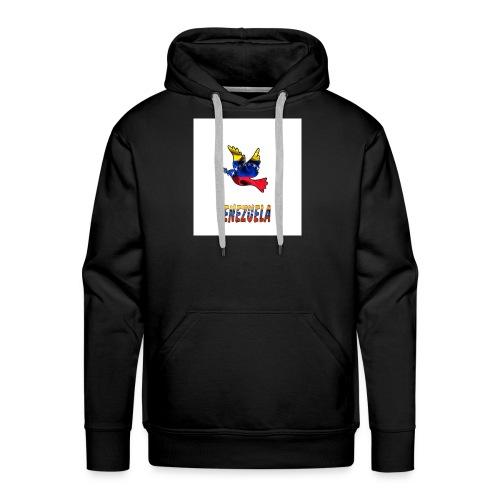 vzl - Sudadera con capucha premium para hombre
