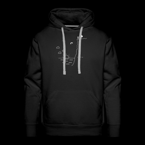 Addicted to send it - Männer Premium Hoodie
