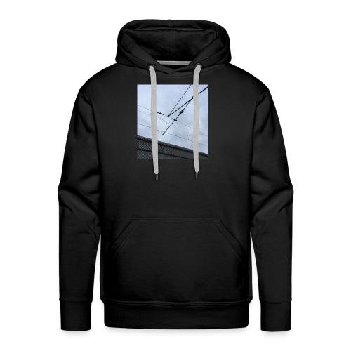 sky - Männer Premium Hoodie