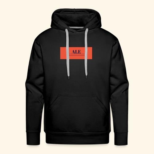 maglia con nome - Felpa con cappuccio premium da uomo