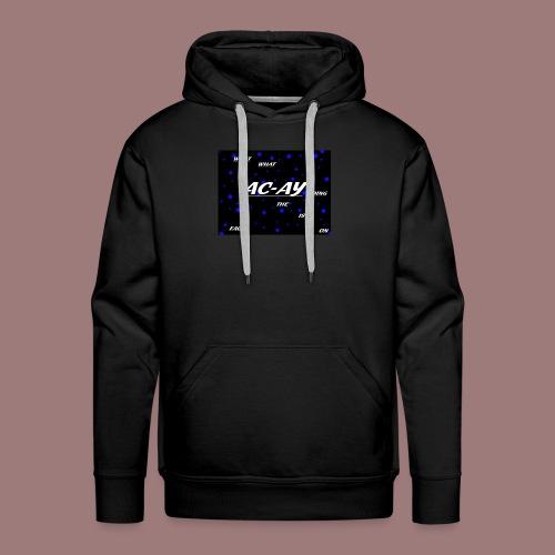 AC-AY HODDIE - Männer Premium Hoodie