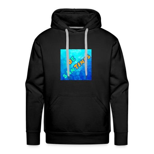 De Santings Logo - Mannen Premium hoodie