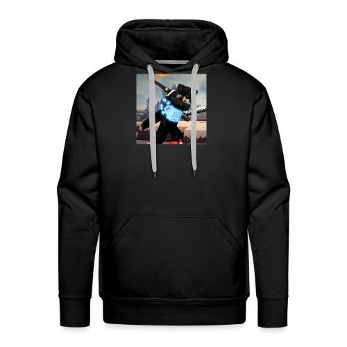 Pixel Kollektion #1 - Männer Premium Hoodie