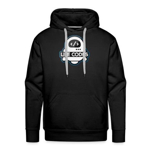 Life Codes Robot - Men's Premium Hoodie