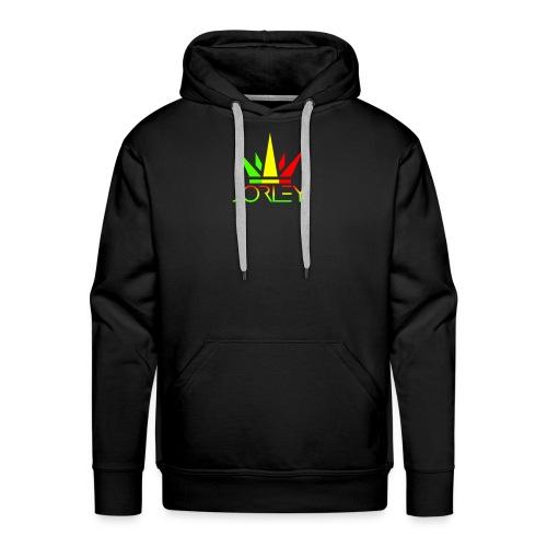 JorleYLogo4 - Sweat-shirt à capuche Premium pour hommes