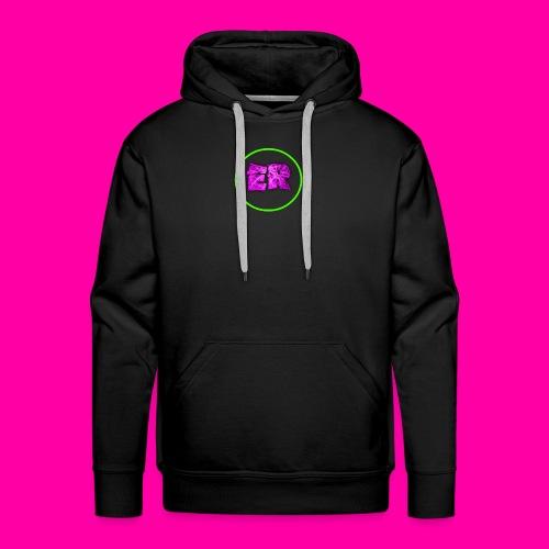 ERWINROZE LOGO - Mannen Premium hoodie