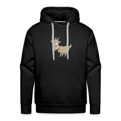 Bjergged - Herre Premium hættetrøje