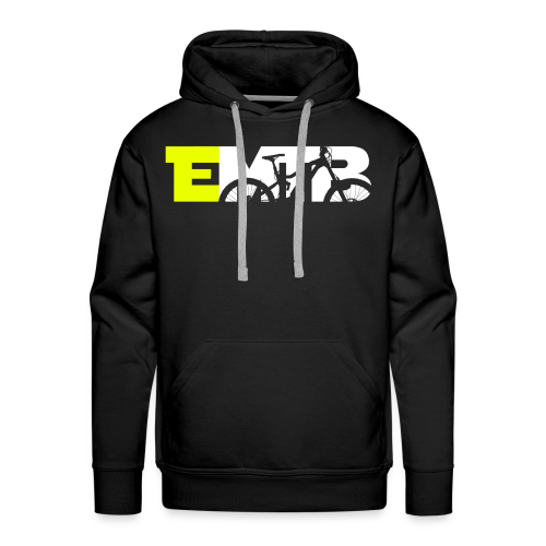 E-Mountainbike - EMTB und Ebike Shirt - Männer Premium Hoodie