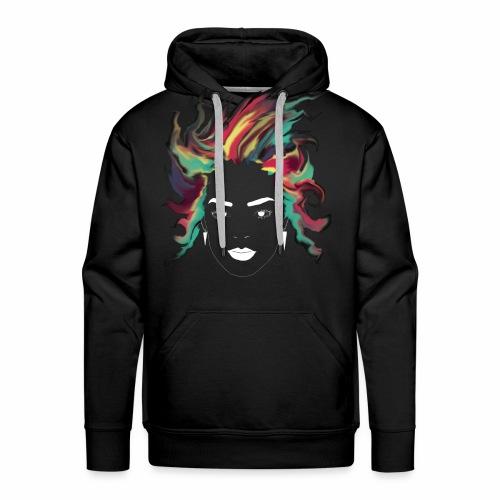 RESPEKTWAMAN - Sweat-shirt à capuche Premium pour hommes