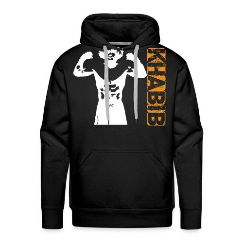 Khabib tshirt - Sweat-shirt à capuche Premium pour hommes