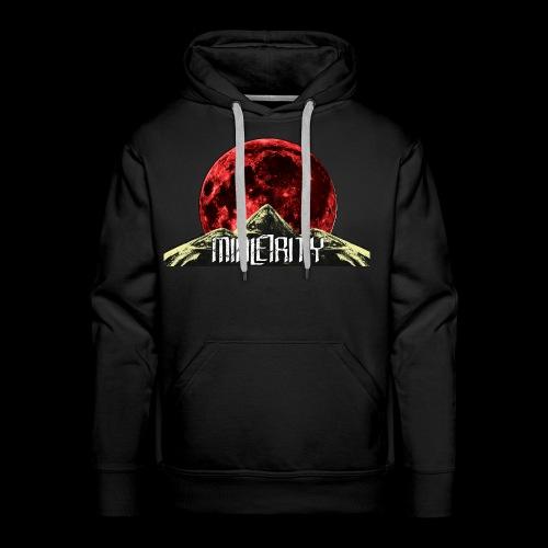 Blood Moon - Sweat-shirt à capuche Premium pour hommes