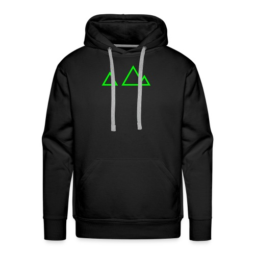 Aquafreak — Logo - Männer Premium Hoodie