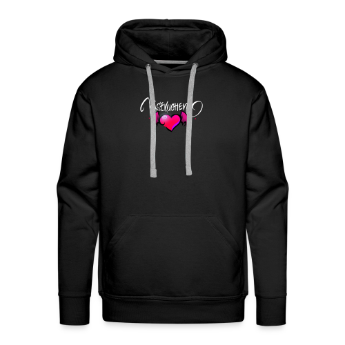 Logo and name - Men's Premium Hoodie