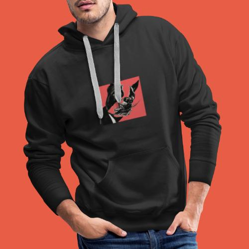 salvador's dog - Mannen Premium hoodie