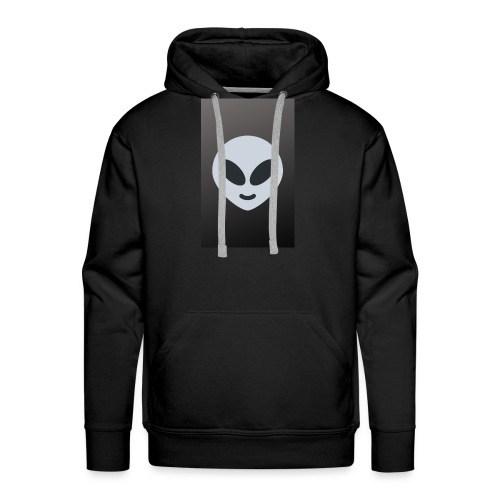 extraterrestre - Sudadera con capucha premium para hombre