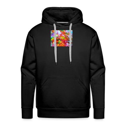 abstract 1 - Men's Premium Hoodie