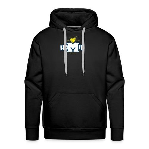 !heyhomies (Dark) - Männer Premium Hoodie