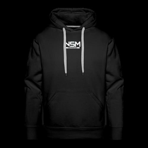 Unser Logo und Onley das Logo - Männer Premium Hoodie