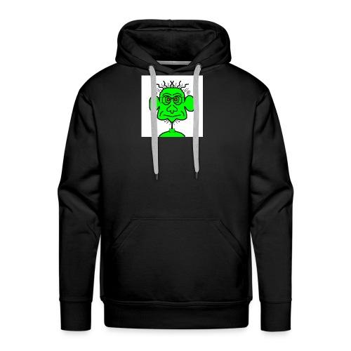 groene potje - Mannen Premium hoodie