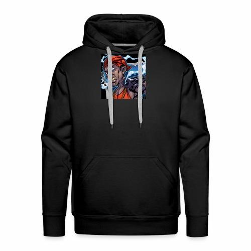 Crooks Graphic thumbnail image - Sweat-shirt à capuche Premium pour hommes
