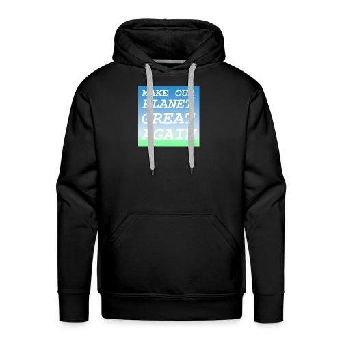 MOPGA3 - Sweat-shirt à capuche Premium pour hommes