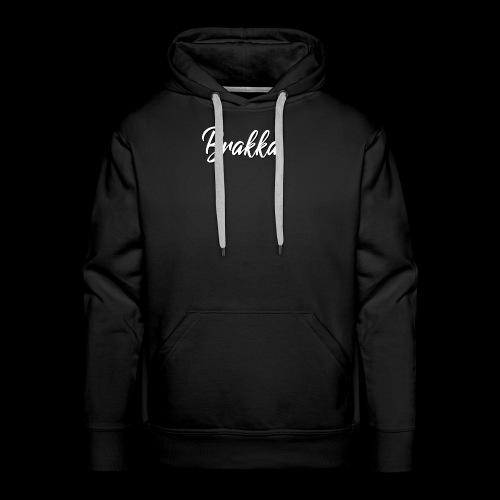 Brakka Original - Mannen Premium hoodie