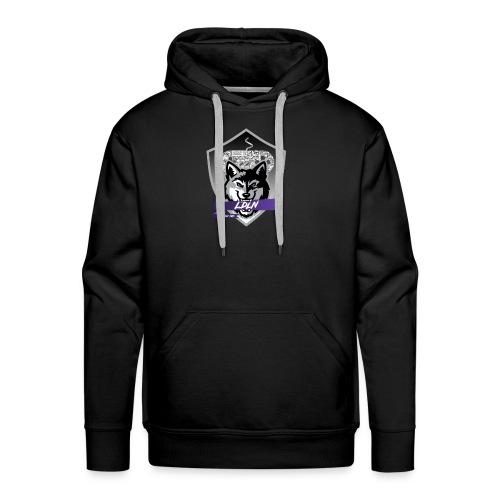 Le logo de la Légion de la Nuit - Sweat-shirt à capuche Premium pour hommes