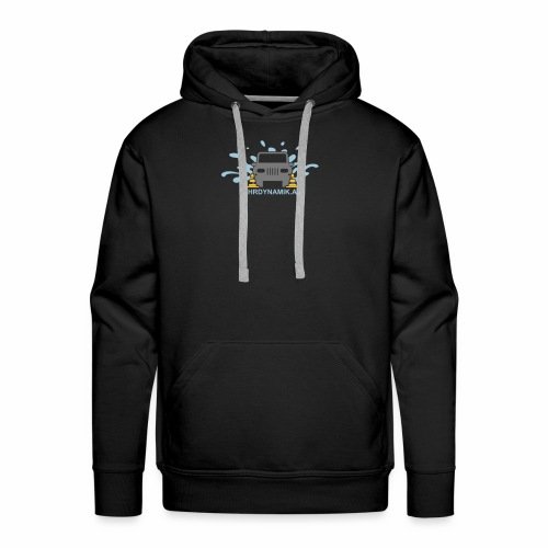 fahrdynamik.at_fan - Männer Premium Hoodie