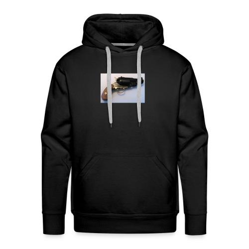 58 Remmy Snub 1 - Sweat-shirt à capuche Premium pour hommes