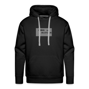 Connor McCutcheon Logo - Men's Premium Hoodie