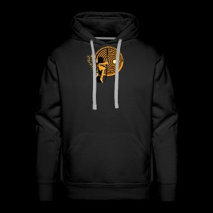 close your eyes - Men's Premium Hoodie