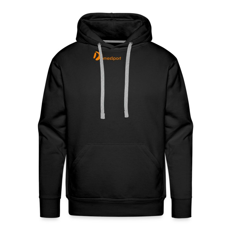 Logo DomesSport Orange noBg - Männer Premium Hoodie